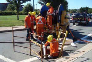 Hydro Jetting for Sewers